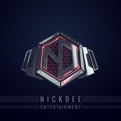 Nickdee entertainment ident on Behance