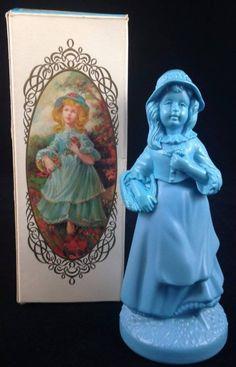 Avon Vintage Little Girl Blue Perfume Bottle Topaz Eau De Cologne Avon Vintage, Vintage Beauty, Blue Perfume, Perfume Bottles, Avon Collectibles, Selling On Ebay, My Childhood, My Ebay, Painted Rocks