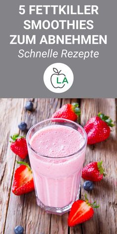 Gesunde Smoothies zum Abnehmen selber machen – 5 Rezepte & Tipps Do you want to make weight loss smoothies yourself so that you have a healthy breakfast for your diet? Here you will find 5 simple smoothie recipes that are… Continue Reading → Fruit Smoothies, Easy Smoothies, Weight Loss Smoothies, Smoothie Diet, Morning Smoothies, Avocado Smoothie, Breakfast Smoothies, Smoothies Sains, Clean Eating Snacks