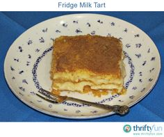 One of my fondest childhood memories was when my mom, my sisters and I prepared baked goodies for Christmas. My favorite was when we made melktert (milk tart). Melktert is a famous South African delicacy, part of our food heritage.