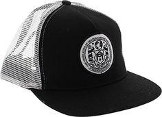 Seal Black / White Adjustable Mesh Trucker Hat: Seal Mesh Trucker Hat Adjustable in Black and White Skateboard Shop, Hats Online, Seal, Black And White, Shopping, Thoughts, Type, Black N White, Black White