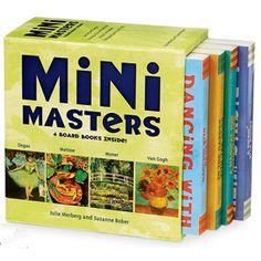 Mini Masters board book