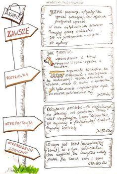Polish Language, School Organization, Bullet Journal, Notes, Study, Teaching, Education, Asd, Black