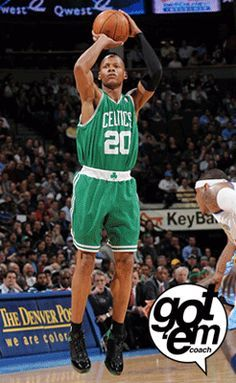 An Incomplete Encyclopedia of NBA Superstar Signature Moves - Ray Allen's 3 pointer He has a borderline case of OCD
