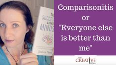 Whether you're writing your first book, or a bestselling author, there will always be people you compare yourself to and you may find yourself wanting. Here's how to deal with comparisonitis. Writing Advice, Everyone Else, Words Of Encouragement, Other People, Bestselling Author, Finding Yourself, Mindfulness, Good Things, Writers