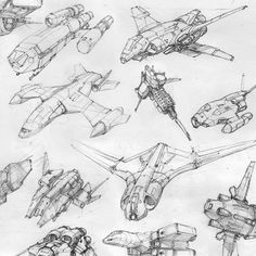 Spaceship Drawing, Spaceship Art, Spaceship Design, Spaceship Concept, Concept Ships, Concept Art, Cyberpunk, Pencil Drawings Of Flowers, Futuristic Art