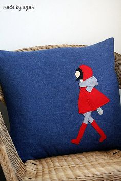 Winter Wonderland Cushion | Flickr: Intercambio de fotos