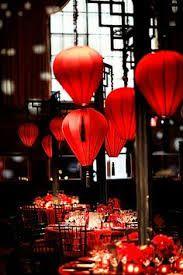 Shanghai Nights Casino party theme decor idea