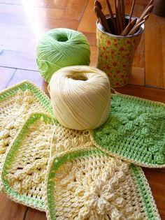 grannies Tutorials, Blanket, Diy, Granny Squares, Crocheting, Tejidos, Bricolage, Diys, Rug