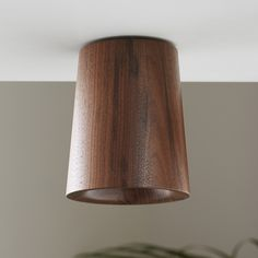 HAUS - Solid Downlight Cone - Wood by Terence Woodgate