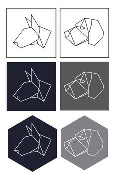Geométrico en Behance