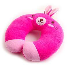 Bunny Neck Pillow
