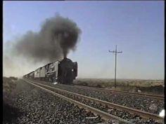 South African Railways - 25NC 3467 Kimberley De Aar June 1996