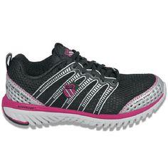 K-Swiss Blade-Light Run Shoes (Black/Pink/Silver) - Women's Shoes - 5.5 M