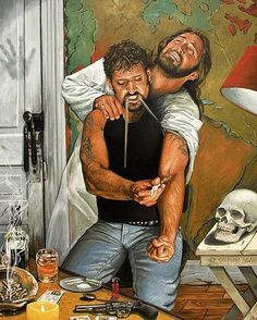 My daughter describes this picture as us not listening to God/Jesus. I think it also describes how we Hurt Jesus when we chose evil. What do you think? I thought this was pretty interesting. Jesus Reyes, Religion Catolica, Religious Paintings, My Jesus, Jesus Today, Jesus Help, Jesus Pictures, Jesus Pics, Funny Pictures