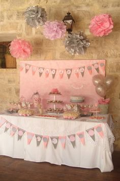 Sweet table | Dessert table | Mesa dulce | Candy bar