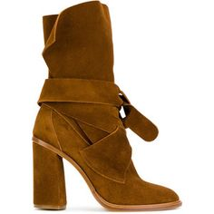 Casadei tie-fastening ankle boots