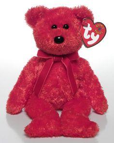 0d2d032e2f421 Sizzle - Bear - Ty Beanie Babies Beanie Baby Bears