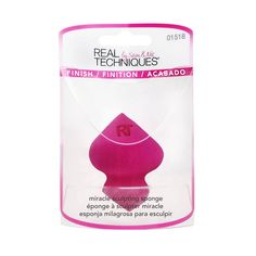 "5% off @iHerb.com with ""ZEW6812"" - Real Techniques by Samantha Chapman, Miracle Sculpting Sponge, 1 Sponge"