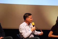 """Wer sagt denn, dass wir für das Fernsehen noch FERNSEHSENDER brauchen, so die provokative Frage von Richard Gutjahr beim NRW-Journalistentag in Dortmund. """"Warum nicht direkt vom Produzenten kaufen...."""