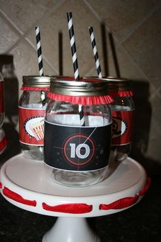 Hollywood Birthday Party Ideas | Photo 7 of 32