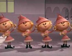 We Are Santa's Elves Rudolph | Rudolph the Red Nosed Reindeer Elves