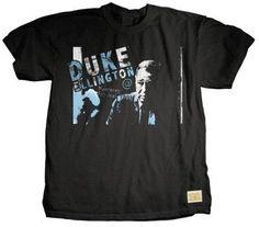 Tshirt:Jazz-Duke Ellington Duke