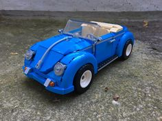 10252 B-Model: Beetle Speedster