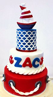 nautical-naming-day-cake