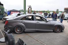 Mercedes-Benz S63 AMG (W221) by Inden Design #mbhess #mbcars #mbtuning #indendesign