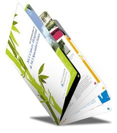 We take care of your flyer and brochure printing needs and deliver quality and professional print in style.