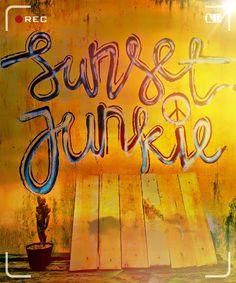 """Sunset Junkie"", Smartphone Camera. @Apartment Timuran, Prawirotaman,  DI Yogyakarta, Indonesia"