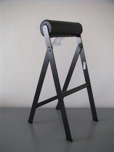 cd8430e7469f Ikea spänst - designer chris stamp - stampd design-icon steel+leather  chair