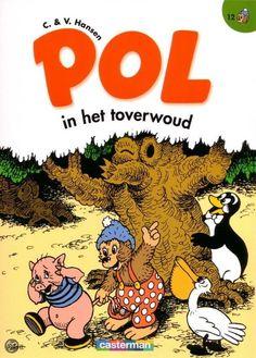 Pol stripboeken