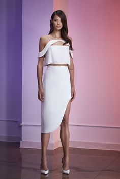 Cushnie et Ochs Resort 2016 - Collection - Gallery - Style.com