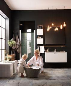 Klassiskt badrum - Bright - Look vit | Ballingslöv