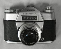 VINTAGE VOIGTLANDER BESSAMATIC COLOR 50mm F/2.8 COLOR SKOPAR ebay starting $0.98