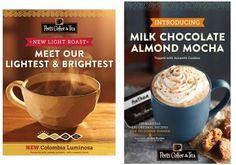 Light Roast & Almond Mocha | Client: Peet's Coffee & Tea