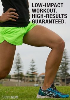 Guaranteed results! This is a great work out for those of us with replacement joints.