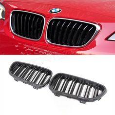 BMW 2 Series F22 F23 Carbon Fiber Front Grille (1) | 相片擁有者 DCR TUNING