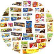 """Biscuits végétaliens disponibles en supermarché - article de """"Maman Végane"""""""