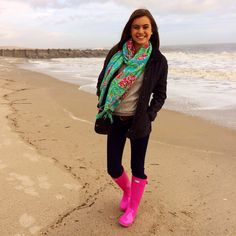 Lilly Pulitzer and Barbour