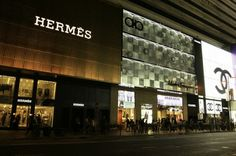 Luxury-stores-on-Canton-Road-Hong-Kong
