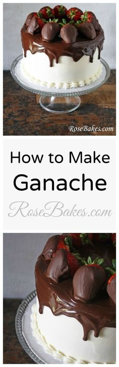 How to Make Ganache