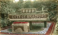 Floral Piano, Bradford Park
