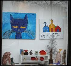 Pete the Cat at The Seen Gallery