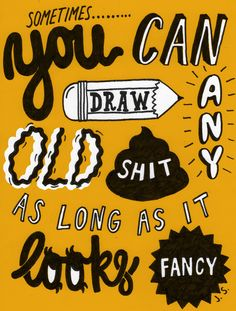 """""""Any Old Shit"""" by Jenni Sparks"""
