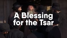 A Blessing for the Tsar