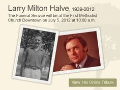Ultimate Tributes | Online Tribute, Memorials, Memory Book, Death Notices, Obituary Information