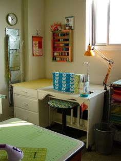 Tallgrass Studios :: quilt studio space :: a tour